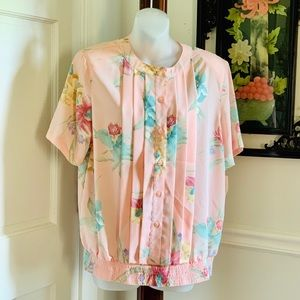 Alfred Dunner Floral Top